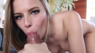 Her accurate wet mouth can deliver so much pleasure